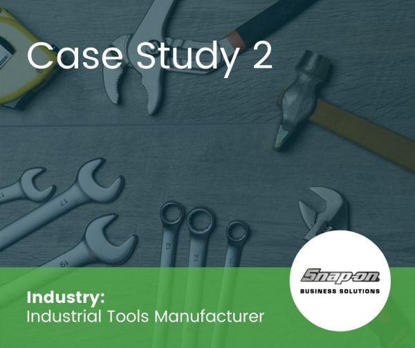 Snap-On Business Solutions Case Study